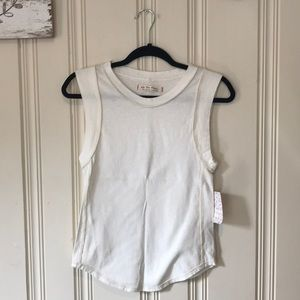 Free People- We the Free Go to Tank Top size S